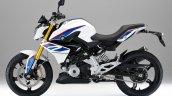 BMW G310R white side unveiled
