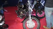 Bajaj Avenger 220 Cruise front disc brake at APS 2015