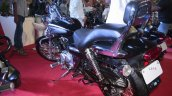 Bajaj Avenger 220 Cruise rear quarter at APS 2015