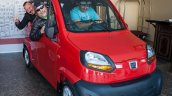 Bajaj Qute four seater launched in Turkey