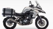 Benelli TRK 502 side unveiled at EICMA 2015