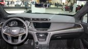 Cadillac XT5 dashboard at DIMS 2015