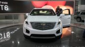 Cadillac XT5 front at DIMS 2015