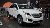 Cadillac XT5 front quarter at DIMS 2015