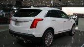 Cadillac XT5 rear quarter at DIMS 2015