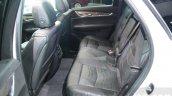 Cadillac XT5 rear seats at DIMS 2015