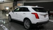 Cadillac XT5 tail lamps at DIMS 2015