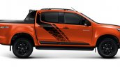 Chevrolet Colorado High Country Storm side for Thailand