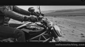 Ducati XDiavel fuel tank EICMA 2015