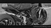 Ducati XDiavel rear seat EICMA 2015