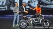 Ducati XDiavel side EICMA 2015