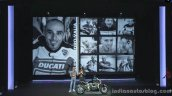 Ducati XDiavel test rider EICMA 2015