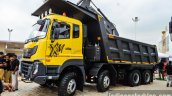 Eicher Pro 8031XM front quarter at EXCON 2015