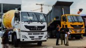 Eicher Pro series at EXCON 2015