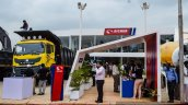 Eicher stall at EXCON 2015