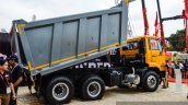 Eicher tipper at EXCON 2015