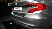 Fiat Tipo bootlid at the 2015 Dubai Motor Show