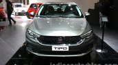 Fiat Tipo front at the 2015 Dubai Motor Show