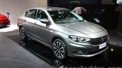 Fiat Tipo front quarter at the 2015 Dubai Motor Show