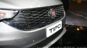 Fiat Tipo grille at the 2015 Dubai Motor Show