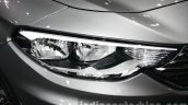 Fiat Tipo headlight at the 2015 Dubai Motor Show