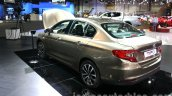 Fiat Tipo rear three quarter at the 2015 Dubai Motor Show