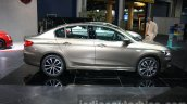 Fiat Tipo side at the 2015 Dubai Motor Show