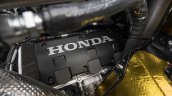 Honda Ridgeline Baja race truck engine unveiled