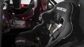 Honda Ridgeline Baja race truck interior unveiled