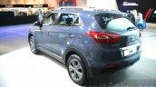 Hyundai Creta rear quarter at 2015 Dubai Motor Show