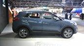 Hyundai Creta side at 2015 Dubai Motor Show