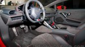 Lamborghini Huracan LP580-2 dashboard India launch