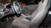 Lamborghini Huracan LP580-2 seats India launch