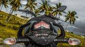 Mahindra Mojo black 12 LED tail lamp review