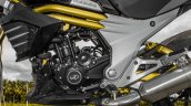 Mahindra Mojo black engine review
