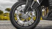 Mahindra Mojo black front disc rotor review