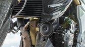 Mahindra Mojo black radiator review