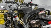 Mahindra Mojo triple tail lamp wallpaper