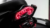 Mahindra Mojo white tail light review