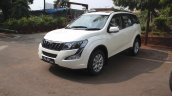 Mahindra XUV 500 Automatic front quarter