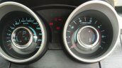 Mahindra XUV 500 Automatic instrument cluster