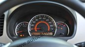 Maruti Wagon R AMT instrument cluster photo