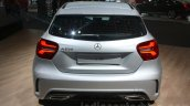 Mercedes A Class facelift rear at DIMS 2015