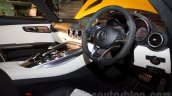 Mercedes AMG GT dashboard launched in India