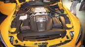 Mercedes AMG GT engine bay launched in India