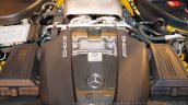 Mercedes AMG GT engine cover launched in India