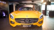 Mercedes AMG GT front launched in India
