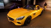 Mercedes AMG GT front quarter launched in India