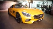 Mercedes AMG GT front three quarter launched in India