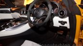 Mercedes AMG GT interior launched in India